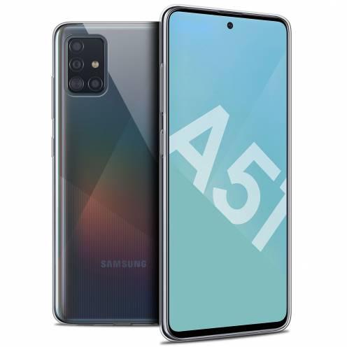 "Coque Samsung Galaxy A51 (A515) (6.5"") Extra Fine Souple Crystal Clear"