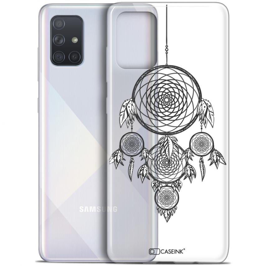 """Coque Gel Samsung Galaxy A71 (A715) (6.7"""") Extra Fine Dreamy - Attrape Rêves NB"""