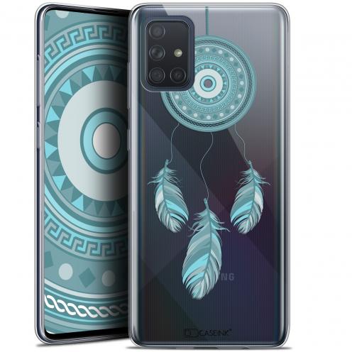 "Coque Gel Samsung Galaxy A71 (A715) (6.7"") Extra Fine Dreamy - Attrape Rêves Blue"