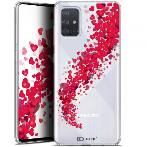 "Coque Gel Samsung Galaxy A71 (A715) (6.7"") Extra Fine Love - Tornado"