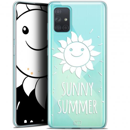 """Coque Gel Samsung Galaxy A71 (A715) (6.7"""") Extra Fine Summer - Sunny Summer"""