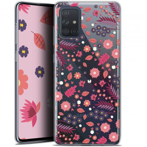 "Coque Gel Samsung Galaxy A71 (A715) (6.7"") Extra Fine Spring - Printemps"