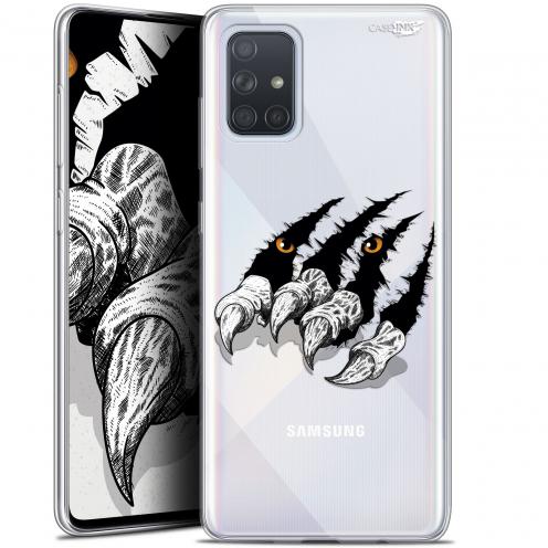 "Coque Gel Samsung Galaxy A71 (A715) (6.7"") Extra Fine Motif - Les Griffes"