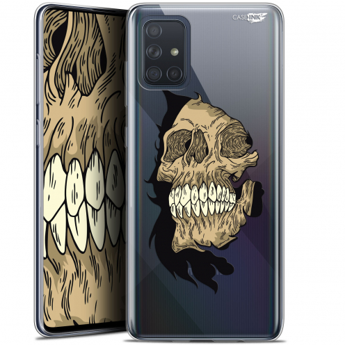 "Coque Gel Samsung Galaxy A71 (A715) (6.7"") Extra Fine Motif - Craneur"