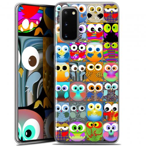 "Coque Gel Samsung Galaxy S20 (6.2"") Extra Fine Claude - Hibous"