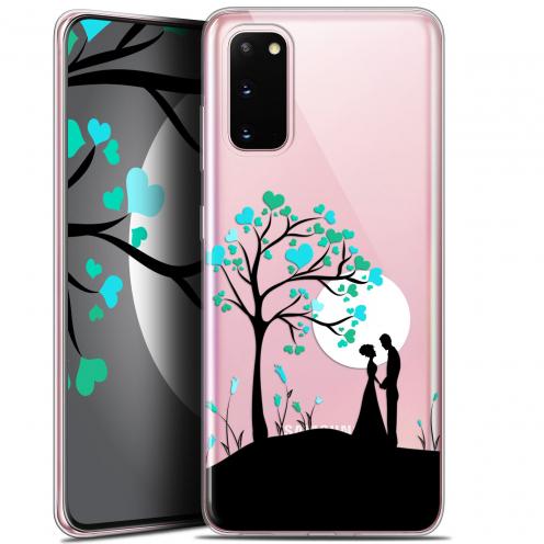 "Coque Gel Samsung Galaxy S20 (6.2"") Extra Fine Love - Sous l'arbre"