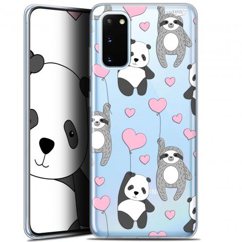 "Coque Gel Samsung Galaxy S20 (6.2"") Extra Fine Motif - Panda'mour"
