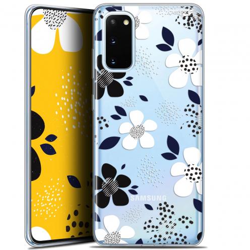 """Coque Gel Samsung Galaxy S20 (6.2"""") Extra Fine Motif - Marimeko Style"""