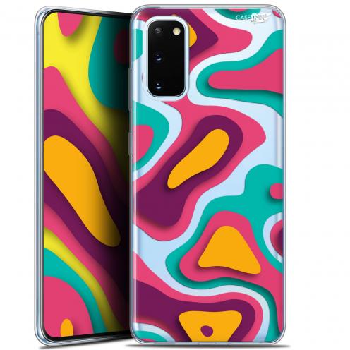 "Coque Gel Samsung Galaxy S20 (6.2"") Extra Fine Motif - Popings"