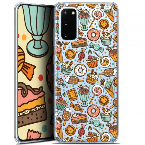 "Coque Gel Samsung Galaxy S20 (6.2"") Extra Fine Motif - Bonbons"