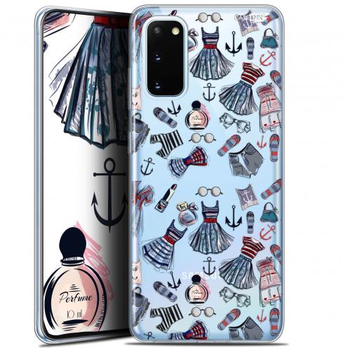 """Coque Gel Samsung Galaxy S20 (6.2"""") Extra Fine Motif - Fashionista"""