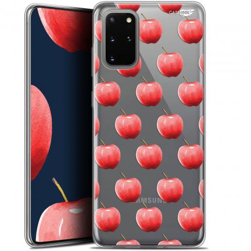 "Coque Gel Samsung S20+ (6.7"") Extra Fine Motif - Cerises"