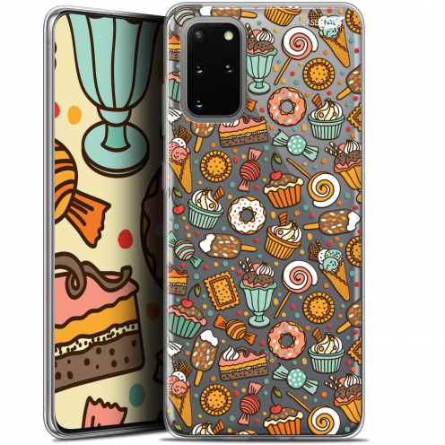 "Coque Gel Samsung S20+ (6.7"") Extra Fine Motif - Bonbons"