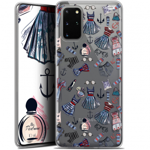 "Coque Gel Samsung S20+ (6.7"") Extra Fine Motif - Fashionista"