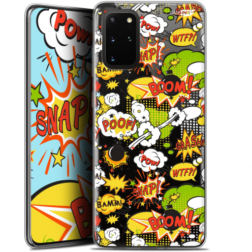 """Coque Gel Samsung S20+ (6.7"""") Extra Fine Motif - Bim Bam Boom"""