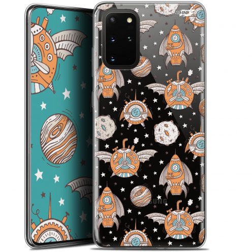 "Coque Gel Samsung S20+ (6.7"") Extra Fine Motif - Punk Space"