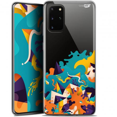 "Coque Gel Samsung S20+ (6.7"") Extra Fine Motif - Les Vagues"