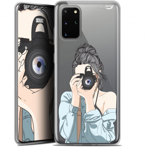 "Coque Gel Samsung S20+ (6.7"") Extra Fine Motif - La Photographe"