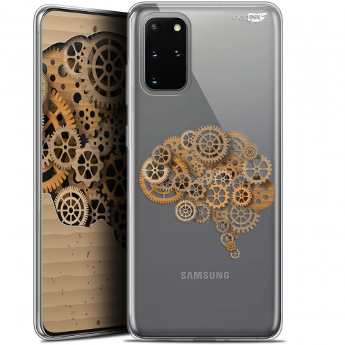 "Coque Gel Samsung S20+ (6.7"") Extra Fine Motif - Mécanismes du Cerveau"