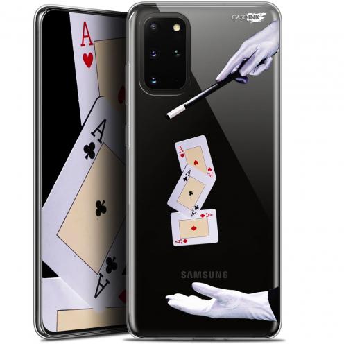 """Coque Gel Samsung S20+ (6.7"""") Extra Fine Motif - Cartes Magiques"""