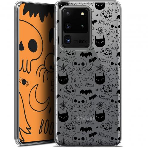 "Coque Gel Samsung Galaxy S20 Ultra (6.9"") Extra Fine Halloween - Spooky"
