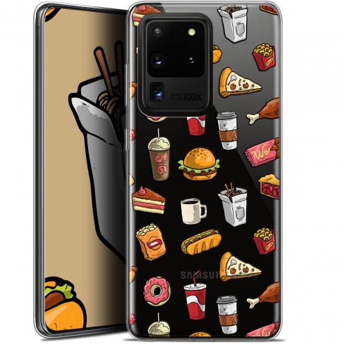 "Coque Gel Samsung Galaxy S20 Ultra (6.9"") Extra Fine Foodie - Fast Food"