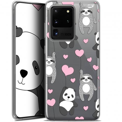 "Coque Gel Samsung Galaxy S20 Ultra (6.9"") Extra Fine Motif - Panda'mour"