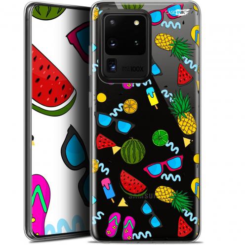 "Coque Gel Samsung Galaxy S20 Ultra (6.9"") Extra Fine Motif - Summers"