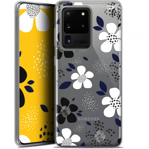 "Coque Gel Samsung Galaxy S20 Ultra (6.9"") Extra Fine Motif - Marimeko Style"
