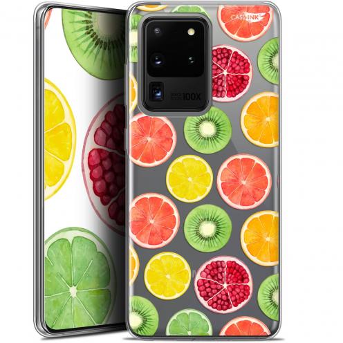 """Coque Gel Samsung Galaxy S20 Ultra (6.9"""") Extra Fine Motif - Fruity Fresh"""
