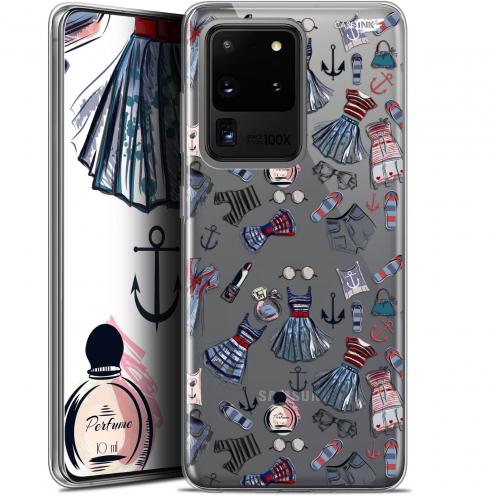 """Coque Gel Samsung Galaxy S20 Ultra (6.9"""") Extra Fine Motif - Fashionista"""