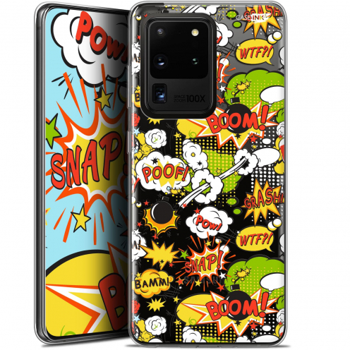 "Coque Gel Samsung Galaxy S20 Ultra (6.9"") Extra Fine Motif - Bim Bam Boom"