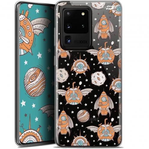 "Coque Gel Samsung Galaxy S20 Ultra (6.9"") Extra Fine Motif - Punk Space"