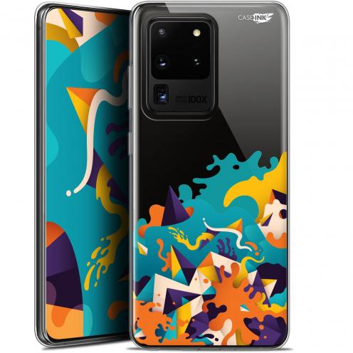 "Coque Gel Samsung Galaxy S20 Ultra (6.9"") Extra Fine Motif - Les Vagues"