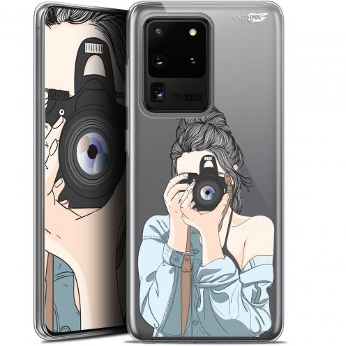"Coque Gel Samsung Galaxy S20 Ultra (6.9"") Extra Fine Motif - La Photographe"