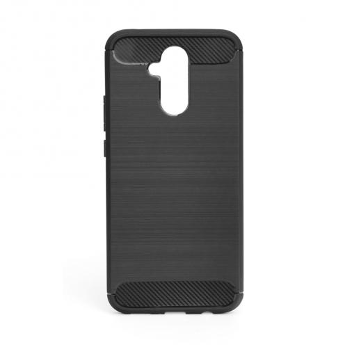 Forcell CARBON Coque pour Huawei Mate 20 LITE Noir
