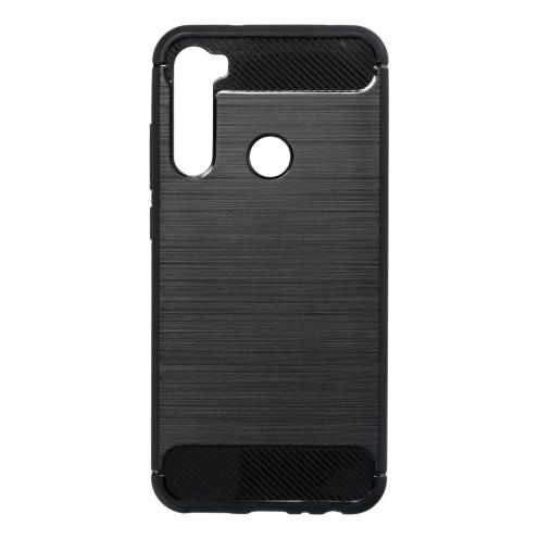 Forcell CARBON Coque pour Xiaomi Redmi NOTE 9S / 9 PRO Noir