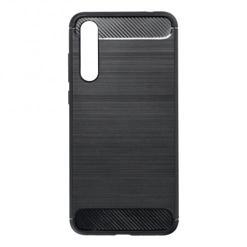 Forcell CARBON Coque pour Huawei P20 PRO Noir