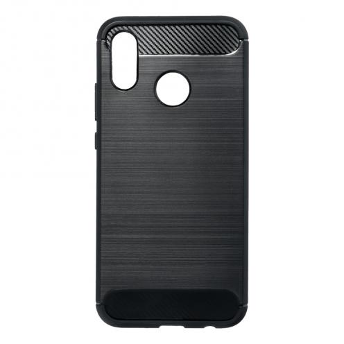Forcell CARBON Coque pour Huawei P20 LITE Noir