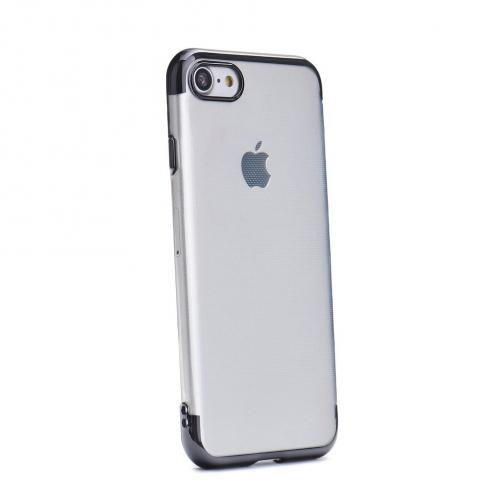 Forcell NEW ELECTRO Coque pour iPhone 7 / 8 / SE 2020 Noir