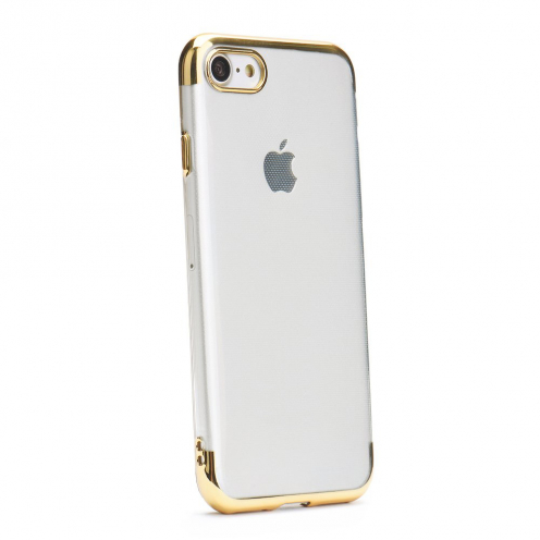 Forcell NEW ELECTRO Coque pour iPhone 5 / 5S / SE Or