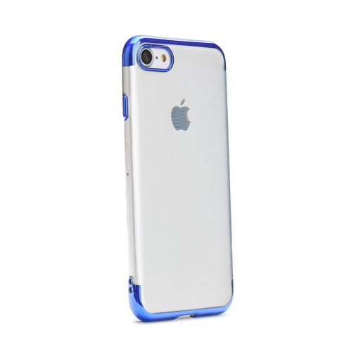 Forcell NEW ELECTRO Coque pour iPhone 5 / 5S / SE blue