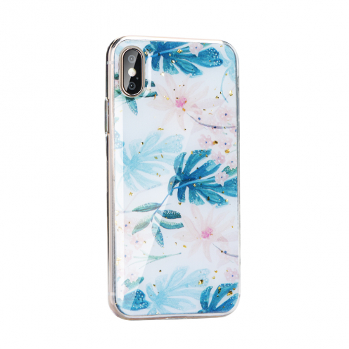 Forcell MARBLE Coque pour Huawei P30 Lite design 2