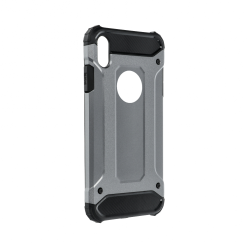 """Forcell ARMOR Coque pour iPhone XS Max ( 6,5"""" ) Gris"""