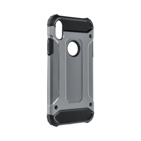 """Forcell ARMOR Coque pour iPhone XR ( 6,1"""" ) Gris"""
