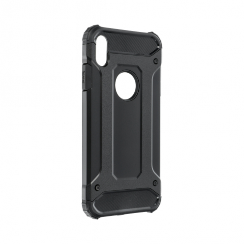 """Forcell ARMOR Coque pour iPhone XS Max ( 6,5"""" ) Noir"""