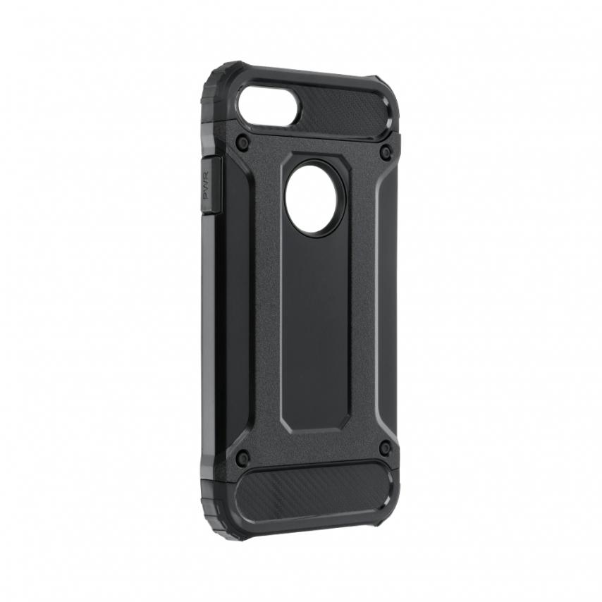 Forcell ARMOR Coque pour iPhone 7 Noir