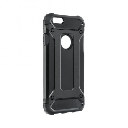 Forcell ARMOR Coque pour iPhone 6/6S Noir