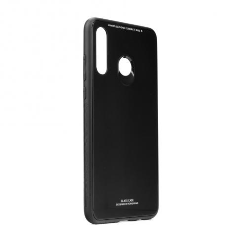 GLASS Coque pour Huawei P30 LITE Noir