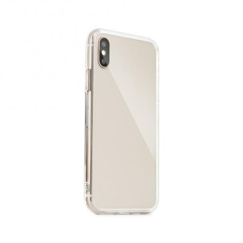 "GLASS Coque pour iPhone 11 2019 ( 6,1"" ) transparent"